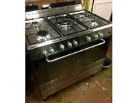 ELBA C96DF COOKER AND OVEN