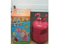 Free for collection. Helium balloon cylinder