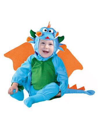 Baby Kleinkind Drachen Kinderkostüme Buch Woche Kostüm Outfit 12-24 Monate Neu