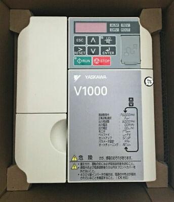 Yaskawa Motor Drive Pn Cimr-va4a0002baa 0.75kw0.4kw New