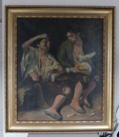 """""""Boys Eating Fruits"""" Bartolome Esteban Murillo by Gabris."""