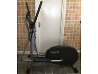 Bremshey Orbit Fit Elliptical Cross Trainer / Nordic Walker with Heart Rate Monitor