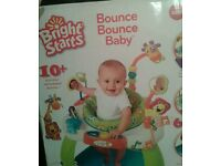 Brand new boxed baby bouncer