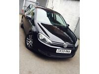 VOLKSWAGON GOLF 1.6 TDI MK6 BLUEMOTION