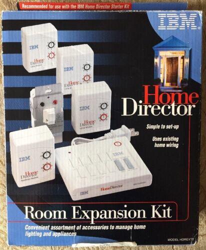 IBM Home Director Simple Setup Room Expansion Kit - Controls Lights & Appliances