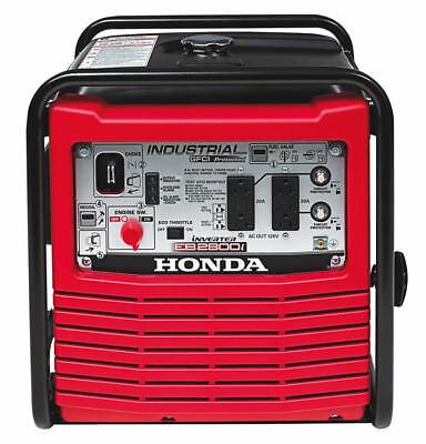 Honda Eb2800i 2800-watt Portable Industrial Inverter Generator - Eb2800ixa
