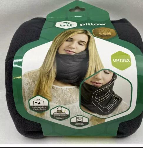 Trtl Travel Pillow - Super Soft Neck Support. Machine Washable. Black Brand New - $6.97
