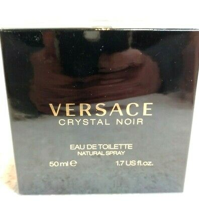 VERSACE - CRYSTAL NOIR - EDT - 1.0 OZ