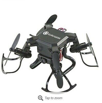 NEW GuruGear Mini 2.4GHz Foldable Quadcopter Drone with Wi-Fi Camera mini drone