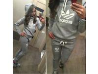 Ladies Adidas tracksuits