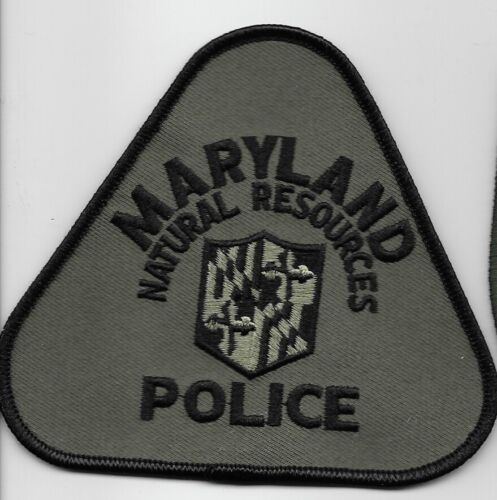 SWAT SRT State Maryland Natural Resources Police Fish Wildlife Subdued MD