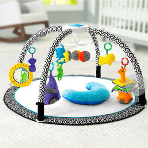 Sensory Gym, activity play mat - like new, in box