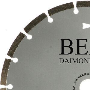 diamanttrennscheibe betonscheibe trennscheibe diamantscheiben 115 230 beton ebay. Black Bedroom Furniture Sets. Home Design Ideas