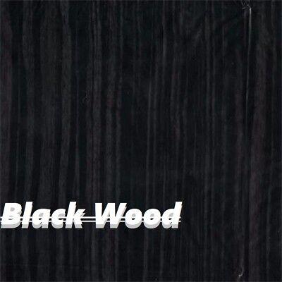 Dipping Hydrographics Film Water Transfer Printing Wood Grain 50x200cm Pva Black