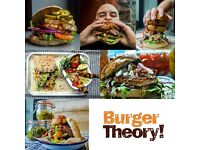 Burger Theory - the creative burger people (Assistant manager)