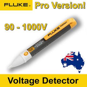 * 90-1000V * Fluke 2AC Non-Contact Voltage Detector Tester Meter VoltAlert Pen