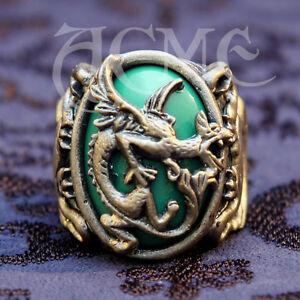 Dragon Griffin Ring Jack Sparrow Pirates Carribean Costume Depp ACME Brand