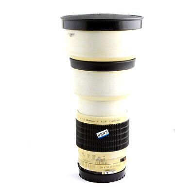 Mamiya 645 APO 200mm F2.8 Lens