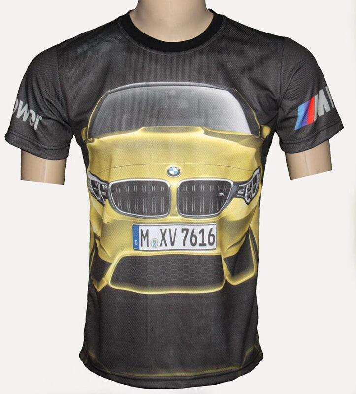 bmw m power t shirt ebay. Black Bedroom Furniture Sets. Home Design Ideas