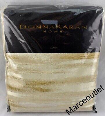 Collection King Duvet Cover - Donna Karan Home Gilded Collection KING Duvet Cover Gold
