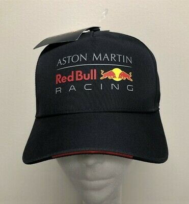 ASTON MARTIN Red Bull Racing Baseball Adjustable Classic Kids Hat / Cap NEW