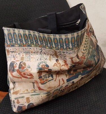 Brand New Ancient Egyptian design vintage Tote Bag Metropolitan Museum of - Art Tote