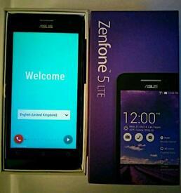 ZenFone 5 LTE Unlocked purple.