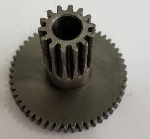 """Rockwell 10"""" Metal Lathe 25-700 Apron Double Gear"""