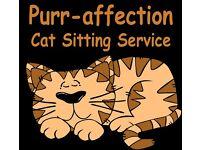 Cat Sitting in Huddersfield