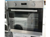 d214 stainless steel lamona single electric oven comes with warranty can be delivered or collected