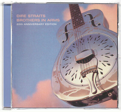 DIRE STRAITS - BROTHERS IN ARMS 20th Anniversary (HYBRID SACD / SUPER AUDIO CD) Super Audio