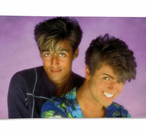 "Wham! Beach Towel 55"" NEW Summer George Michael Club Tropicana"