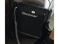 Blackstar ID15 TVP guitar amp