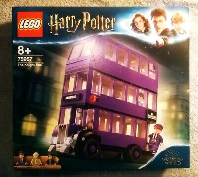 LEGO HARRY POTTER 'THE KNIGHT BUS' (75957). BRAND NEW !!!
