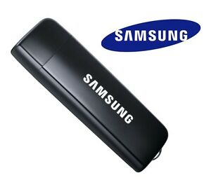 samsung wifi adapter wireless lan adapter usb dongle wis12abgnx ak40 00051f new. Black Bedroom Furniture Sets. Home Design Ideas