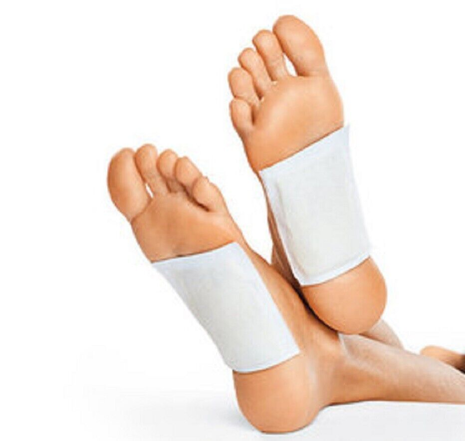 Mobility Circulation Foot Pads Ginger, Peppermint, and Lavender Infrared Heat Detox Pads