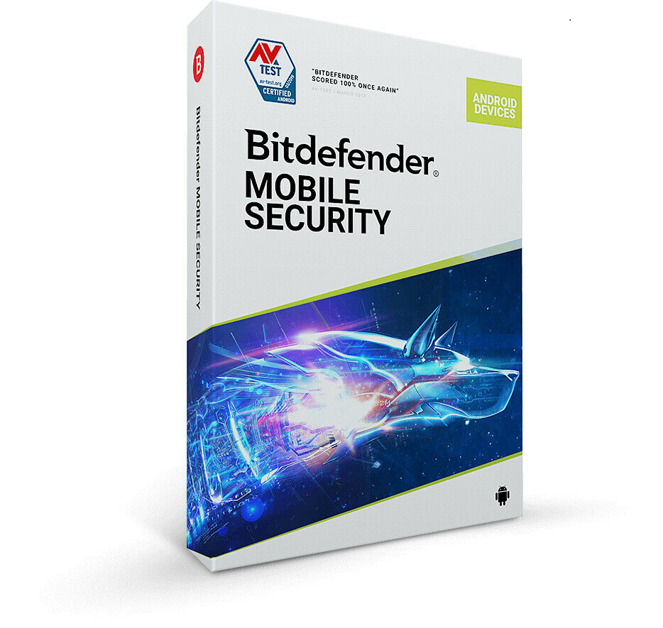 Bitdefender Mobile Security | Unlimited Users 1 Year to 5 Year | No CD / No Key