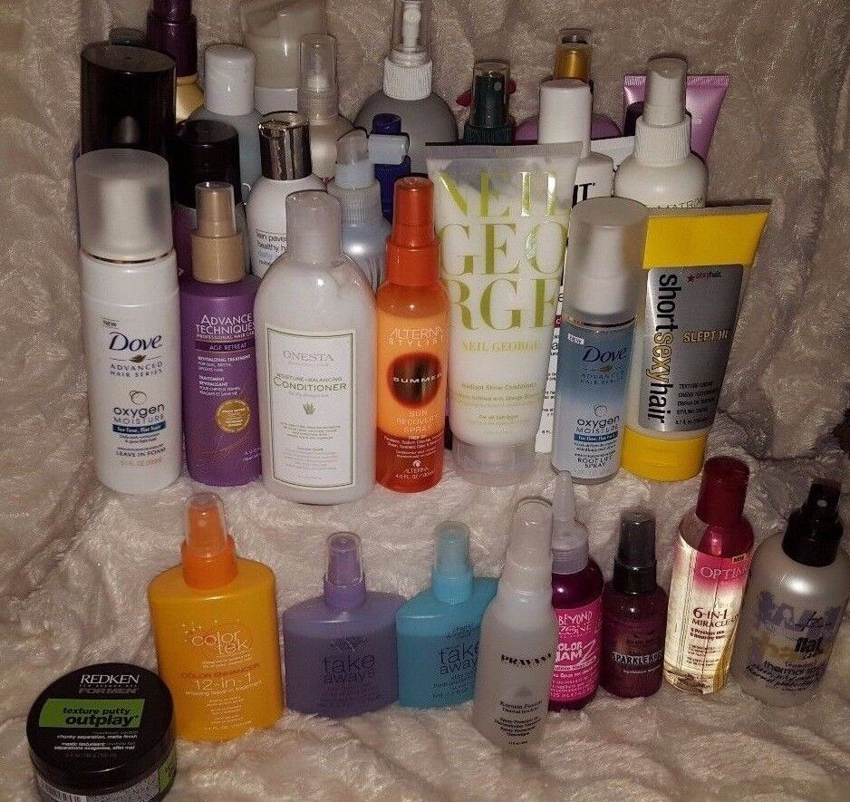 CHOOSE 1 Hair Care Item Shampoo Conditioner Mousse Styling S