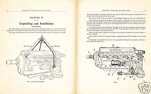 ROLLS ROYCE MERLIN ENGINE MANUAL MAINTENANCE 1938 Spitfire Hurricane rare detail