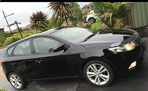 Kia cerato extra  2012  with long Rego and RWC Moonee Ponds Moonee Valley Preview