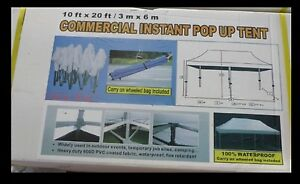 New Commercial event tent