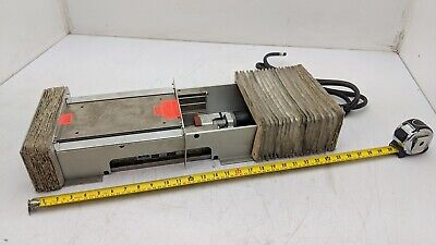 Anorad 4551 Ball Screw Linear Actuator Table Stage Servo Glass Scale Encoder 25