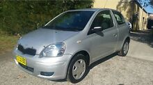 2003 Toyota Echo automatic  Hatchback Cardiff Lake Macquarie Area Preview
