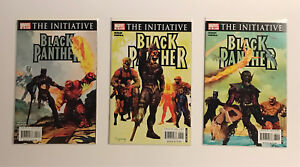 Black Panther 28-30 Zombies!