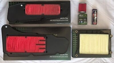 Yamaha YP400 Majesty / X-Max Service Kit ( Öl/Luft Filter und Iridium Stecker)