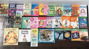 Roald Dahl, Beverly Cleary, Clementine, Magic Tree House, Etc.