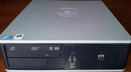 HP Compaq dc7900 Small Form PC/Intel Core2, Quad Q9400 2.66Ghz