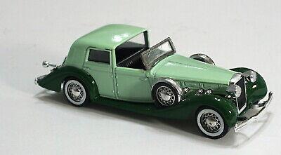 1/43 Solido 1939 Delage D8 120 Coupe