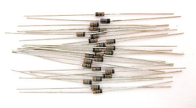 1n748a Zener Diodes 3.9-volts 400mw 5 25lot Great Price