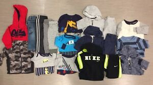 Boys 12 Month Fall/Winter Clothing Lot